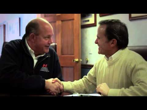 Cat® Financial Partners with Excavating & Landscaping Company