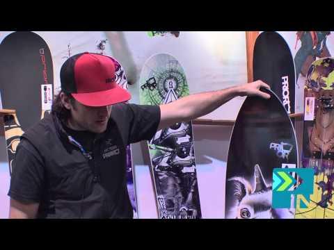 Prior Fissile Snowboard - Board Insiders - 2014 Prior Snowboards Fissile Snowboard