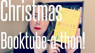 Christmas Booktube-a-thon! Thumbnail