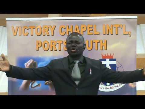 Marvellous Life - Dr Olubisi Ige, Victory Chapel, Portsmouth UK
