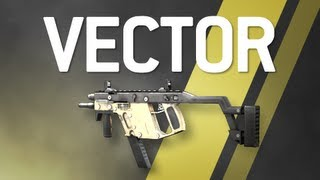 Vector - Modern Warfare 2 Multiplayer Weapon Guide