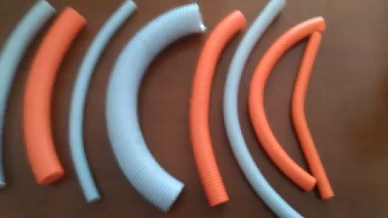 Pvc For Electric : Plastic pvc corrugated tube pipes for electric wire