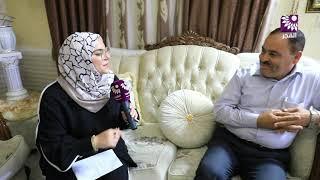 لقاء الطالب نمر محمود رباح من بلدة زيتا