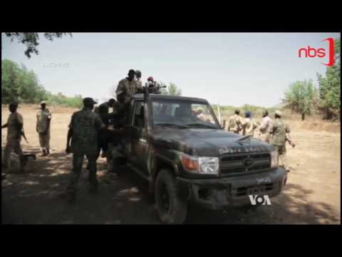 President Meets South Sudan SPLM Factions