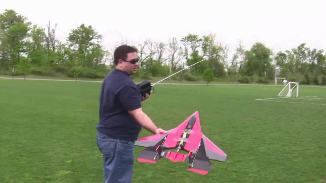 - RC Airplane Park Flyer Compilation (With Crashes) - YouTube
