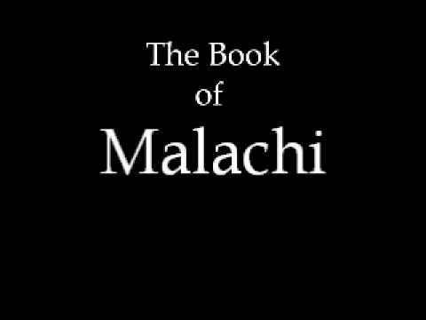 The Book of Malachi (KJV)