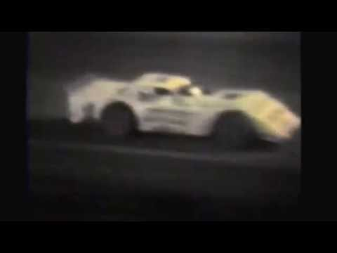 1985 races at Black Hills Speedway #108 Nationals Late Model b main