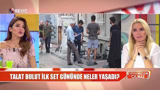Talat Bulut'un taciz iddialarının ardından ilk set günü