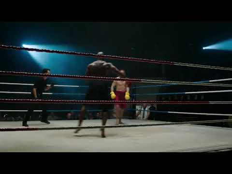Asla Pes Etme 3/Never Back Down/ Case Walker ilk maç/Giriş sahnesi