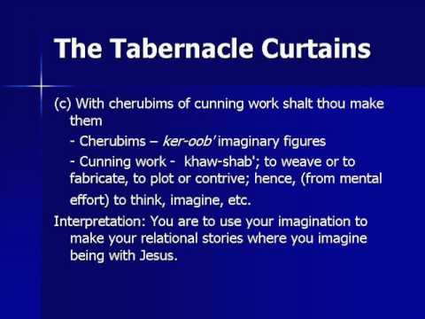 The Tabernacle Curtains