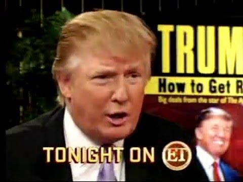 """[Original] Donald Trump Calls Rosie O'Donnell a """"Fatass...Ugly... Pig"""" (2006)"""