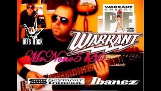 Warrant - Cherry pie - guitar cover by NoNo