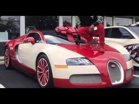Lil Uzi Vert Buys A Bugatti On His Birthday Show S His 10 Million Dollar Car Collection Youtube