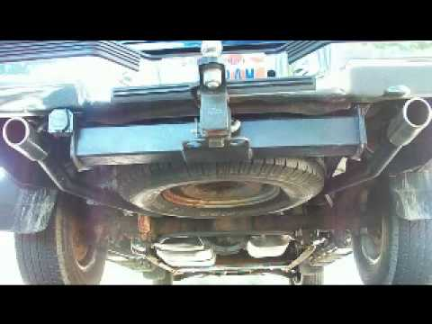 1999 Gmc Yukon Video Suv 50 Series Magnaflow Dual Exhaust