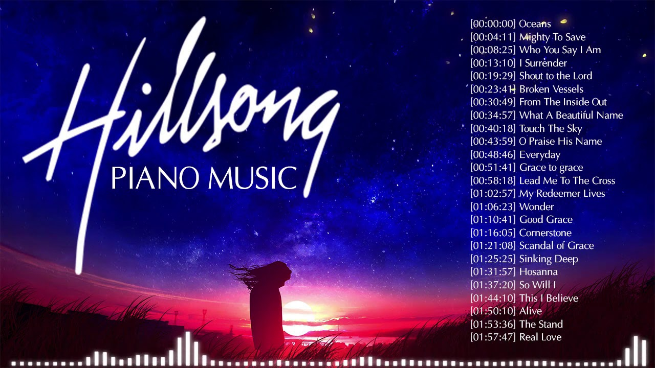 Most Popular Hillsong Instrumental Worship Music 2020?Nonstop Piano Christian Instrumental Music