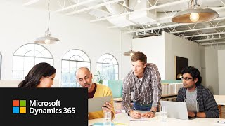 Introduction to Dynamics 365 for Marketing
