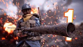 Battlefield 1: Wins & Epic Moments #7 - Insane Elite Killstreak!