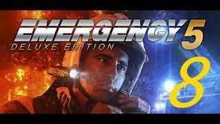 Emergency 5 (Служба спасения 5) прохождение на русском 8(Прохождение уровня игры Emergency 5 (Служба спасения 5)