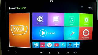 Android TV Box.Лучшее бесплатное приложение для просмотра IP TV !