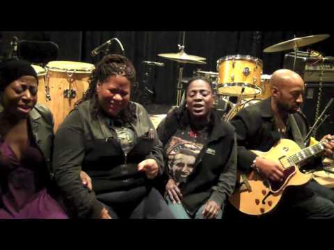 "Sharon Jones & the Dap-Kings: ""Mama Don't Like My Man"" on A-Sides"