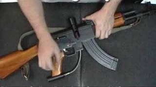 Gambar cover RAP4 AK Series Military Training Paintball Guns