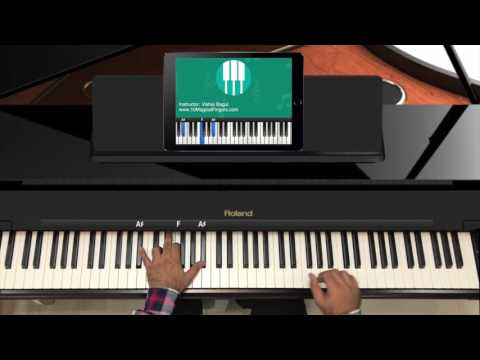 Kaun Tujhe (M.S.Dhoni) Piano Tutorial | Bollywood Quickies | www.10MagicalFingers.com