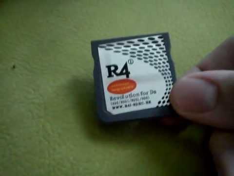 Nintendo DSi - R4i MENU? error !!FIX!! READ DESCRIPTION