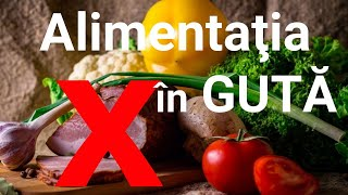 alimentatia pentru bolnavii guta)