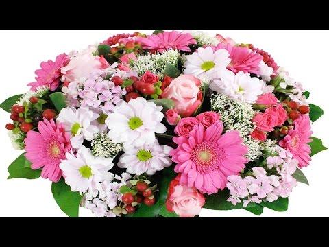 Великолепные фото букетов цветов! Самые разные цветы в ...
