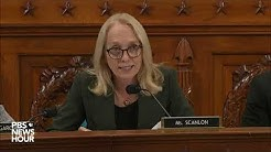 WATCH: Rep. Mary Gay Scanlon's full questioning of legal experts | Trump impeachment hearings