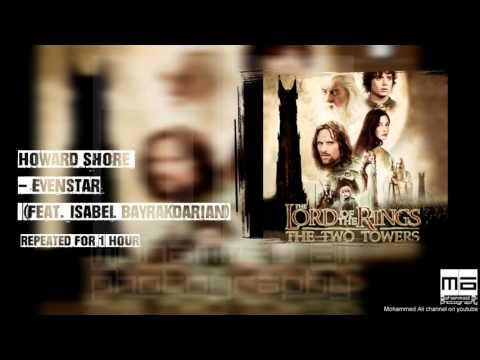 Howard Shore Evenstar Ft. Isabel Bayrakdarian - Repeated for 1 Hour