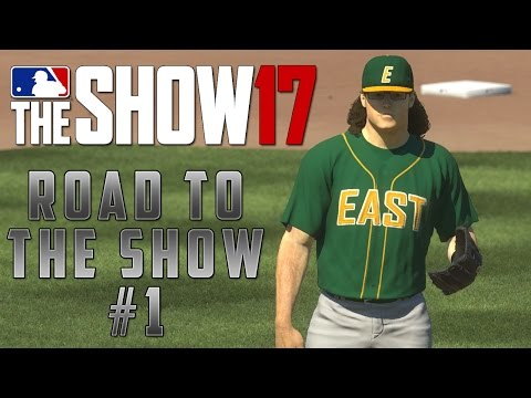 Creating The Next Cy Young? l MLB The Show: Road To The Show #1