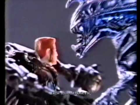 Kenners Aliens Commercial 2 Flying Queen Atax Youtube