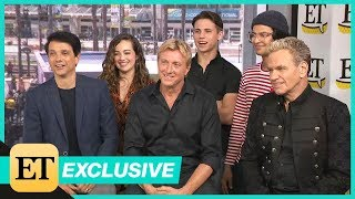 Comic-Con 2019: Cobra Kai Cast (Full Interview)