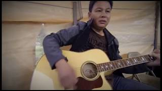 Lao new year 2017, Saginaw, Texas, Loso cover songs, acoustic guitar