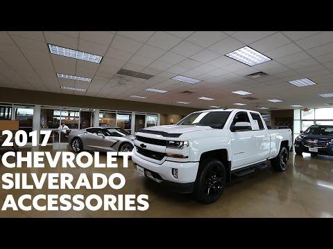 2017 Chevrolet Silverado Accessories