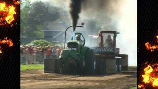 2015 Badger State Tractor Pullers Light Lim Super Stock Points Champ Cauzin Conflict
