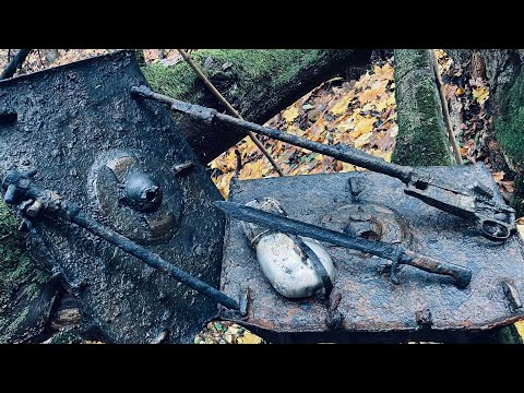КОП ПО ВОЙНЕ. СБРОС WW2. Heiligenbeil Kessel. WW2 Metal Detecting