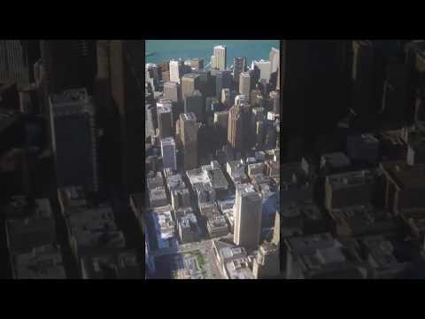 Flying Around Downtown San Francisco - Photogrammetry Test - Infinite Loop
