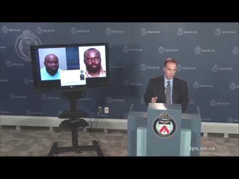International Money-Laundering Fraud Investigation | @TorontoPolice D/Sgt. Ian Nichol