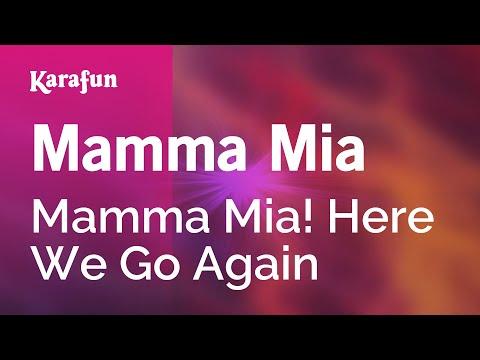 Karaoke Mamma Mia - Mamma Mia! Here We Go Again *