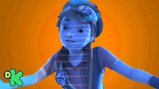Zak, o fantasma! | Zak Storm | Discovery Kids Brasil