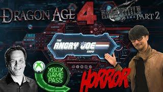 AJS News- Dragon Age 4, Kojima Horror Game?, Xbox GamePass, FF7 Remake Part 2, Next-Gen $70 Pricing!