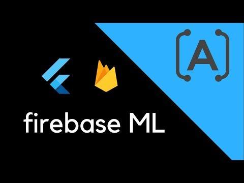 Flutter - Firebase ML kit - Text recognition