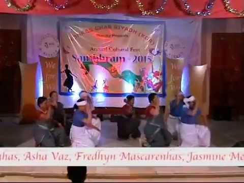 Konkani Dance: Darya kushin