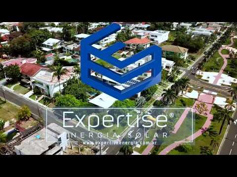 Solar Photovoltaic Technology - Aerial Promo Video