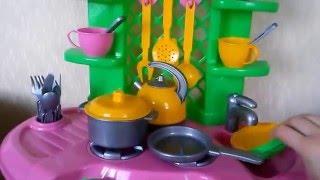 Технок Кухня №8 обзор детской кухни