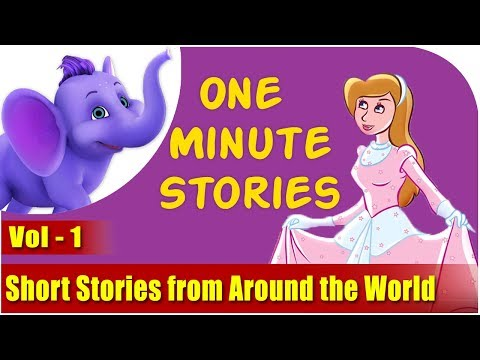 The Best Collection of Short Stories from Around the World -  Vol 1
