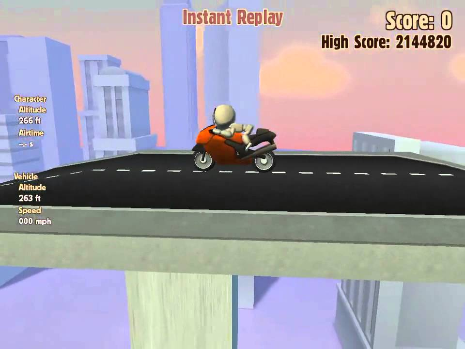 Turbo Dismount replay: 2 144 820 points on Big Air Compo ...