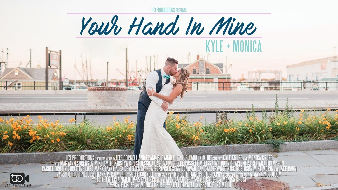 """Kyle + Monica 